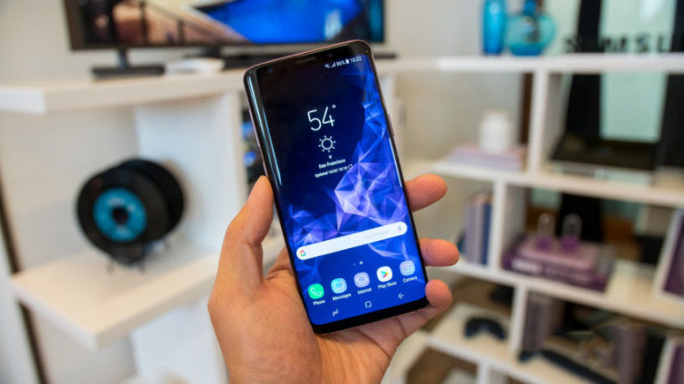 Galaxy S9 и S9+ официально представлена Samsung. Новые подробности Samsung  - 1-5.-750-1