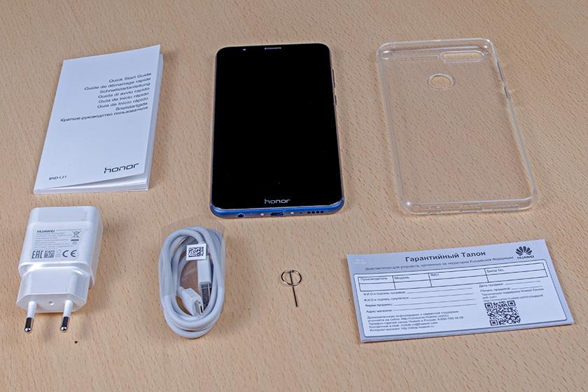 Обзор на Huawei Honor 7x: симпатичный смартфон с необычным дисплеем Huawei  - h7x_3254