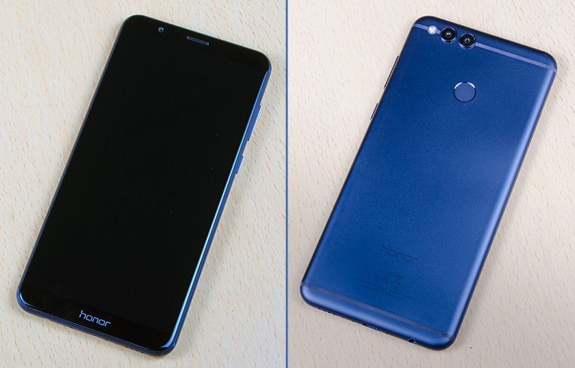Обзор на Huawei Honor 7x: симпатичный смартфон с необычным дисплеем Huawei  - h7x_3257