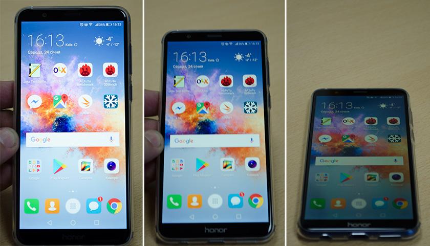 Обзор на Huawei Honor 7x: симпатичный смартфон с необычным дисплеем Huawei  - h7x_3348
