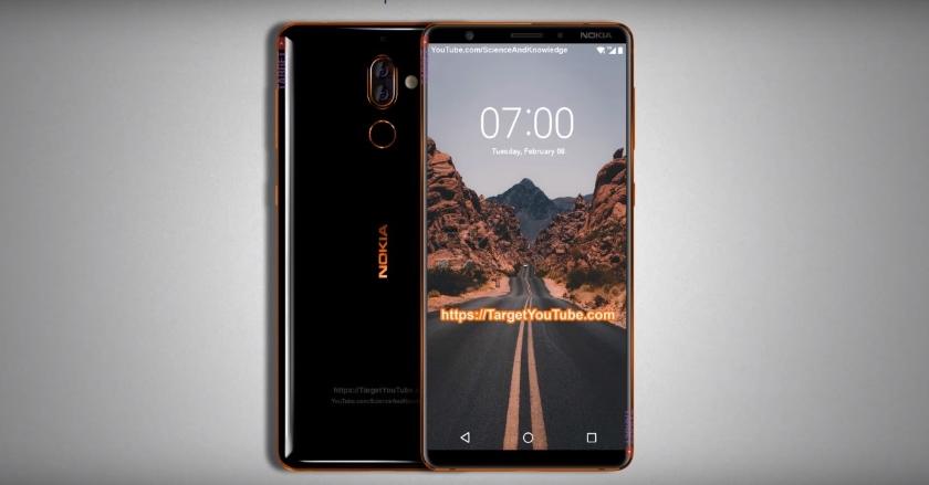 Первые рендеры Nokia 7 Plus + видео Другие устройства  - nokia7-plus