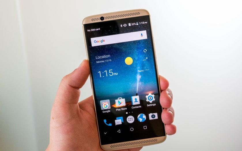 ZTE Axon 7 начал обновляться до стабильной версии Android 8.0 Oreo Другие устройства  - zte-axon-7