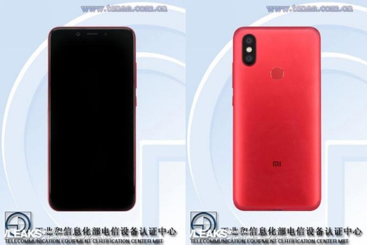Xiaomi Mi A2 появился в китайской базе TENAA Xiaomi  - 01-2