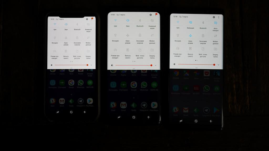 Обзор Samsung Galaxy S9+: эволюция мобильной индустрии ? Samsung  - 1-1-1