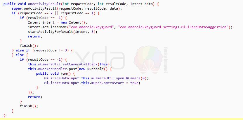 Xiaomi Mi 7 вероятно получит 3D-распознавание лица и вырез над дисплеем Xiaomi  - 12345-5