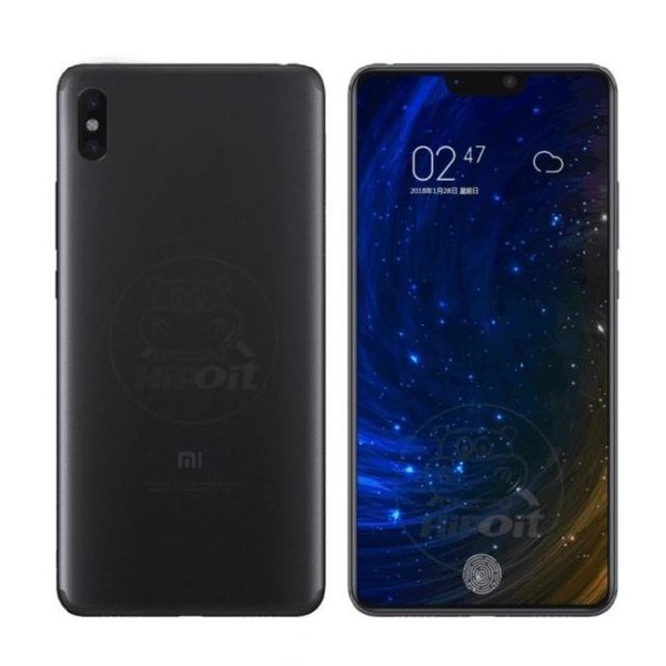 Насколько хорош Xiaomi Mi 7? Новые рендеры Xiaomi  - 1526808