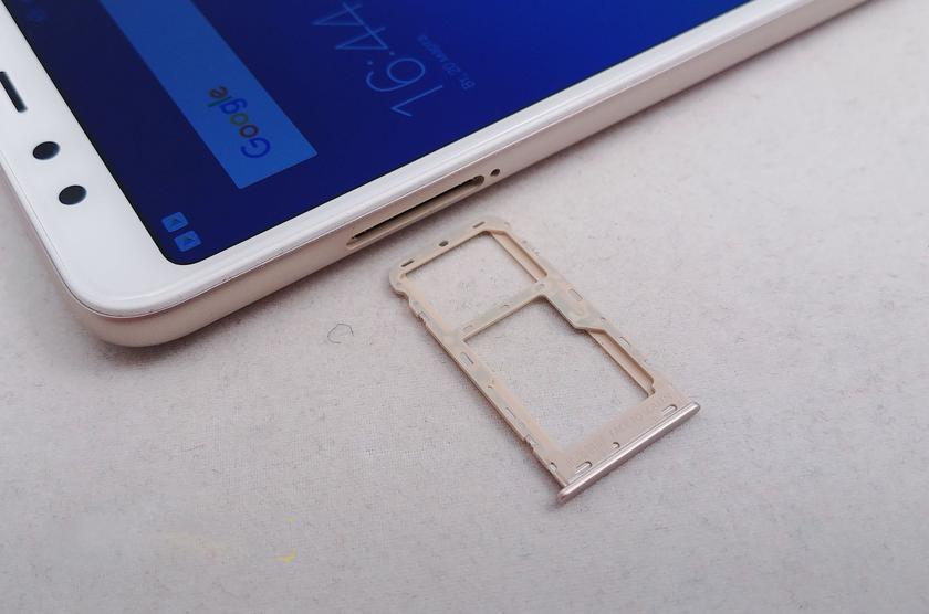 Обзор Xiaomi Redmi 5: популярный бюджетный смартфон Xiaomi  - 16b51b1ca53e2d873037565ff7032203