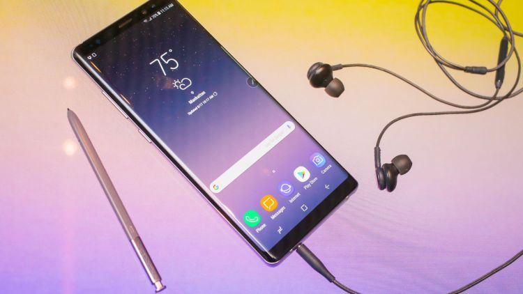 Как подготавливают выход Samsung Galaxy Note 9? Samsung  - 1_galaxy-note-8.-750