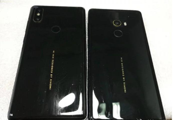 Xiaomi Mi Mix 2S: характеристики камеры и фото задней панели Xiaomi  - 2