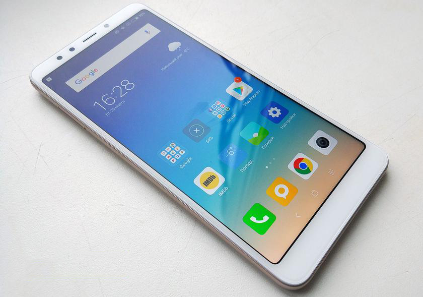 Обзор Xiaomi Redmi 5: популярный бюджетный смартфон Xiaomi  - 3e3c2b6b72de7525de03c1676bf9eaf3