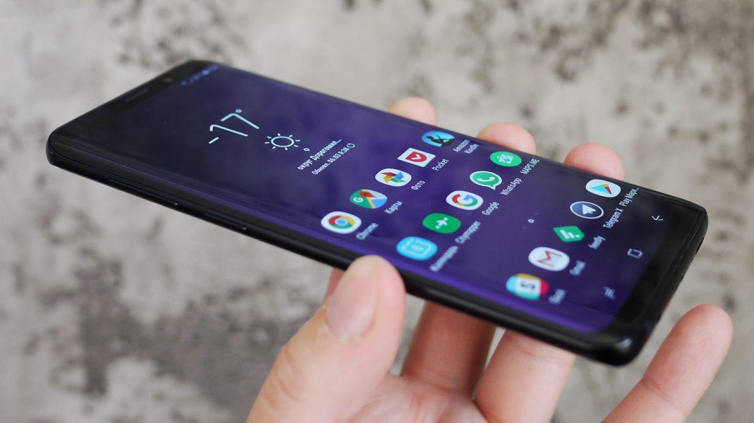 Обзор Samsung Galaxy S9+: эволюция мобильной индустрии ? Samsung  - 4-2