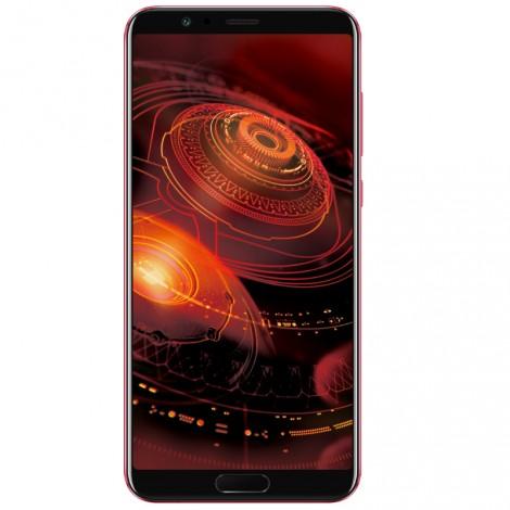 Huawei Honor View 10: красный безрамочный гаджет уже в России Huawei  - 522877