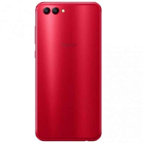 Huawei Honor View 10: красный безрамочный гаджет уже в России Huawei  - 522878
