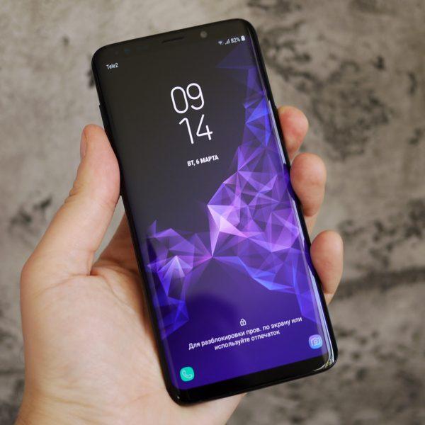 Обзор Samsung Galaxy S9+: эволюция мобильной индустрии ? Samsung  - 7-1-1