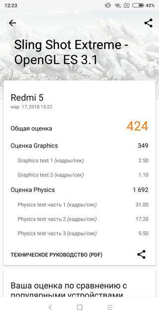 Обзор Xiaomi Redmi 5: популярный бюджетный смартфон Xiaomi  - 81e7d9d70702bc752a2985ba75f118fd