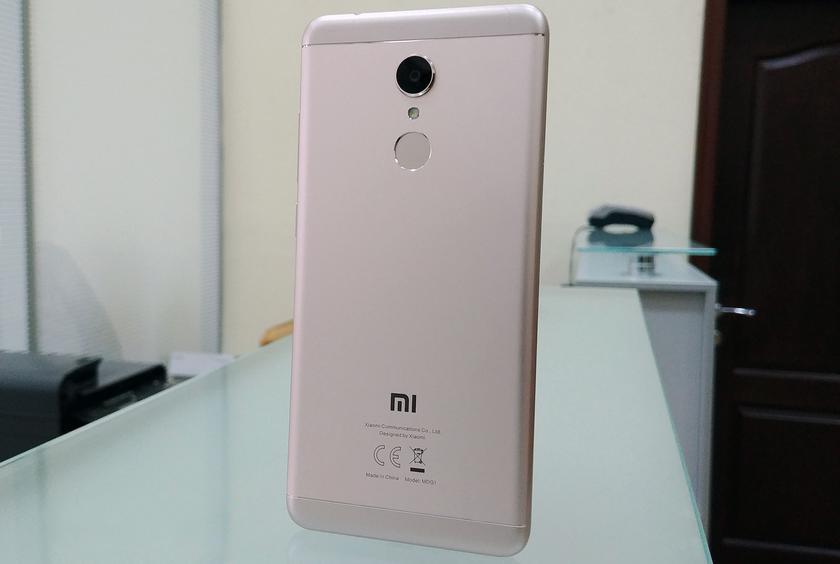Обзор Xiaomi Redmi 5: популярный бюджетный смартфон Xiaomi  - 8e76c6d2331aedc8107a0b51454707de