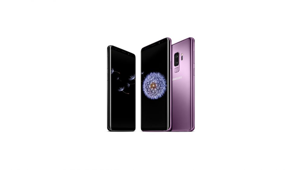 Sаmsung Galaxy S9 и S9+