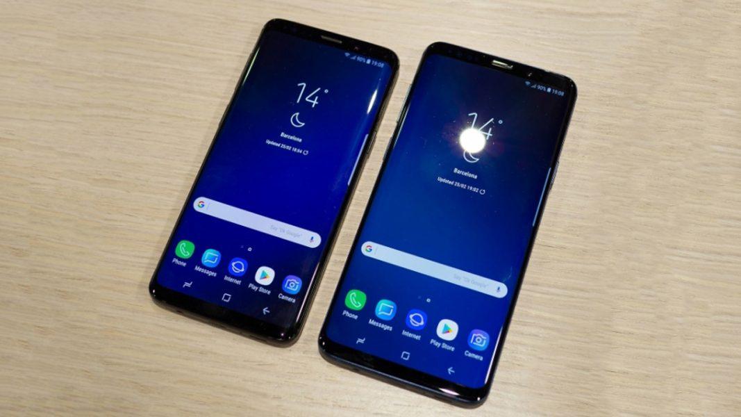 В Samsung Galaxy S9/S9+ нашли проблему мёртвых зон дисплея Samsung  - bez-imeni-1-13-1