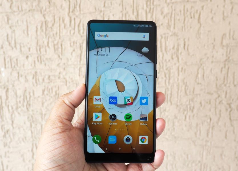 Мини обзор Xiaomi Mi MIX 2S: цена, характеристики и конечно камера Xiaomi  - bezymyannyj