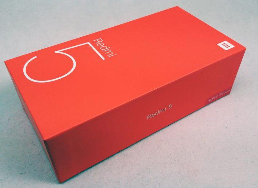 Обзор Xiaomi Redmi 5: популярный бюджетный смартфон Xiaomi  - c877f4f06aa533a7fe3be86cc3282b24