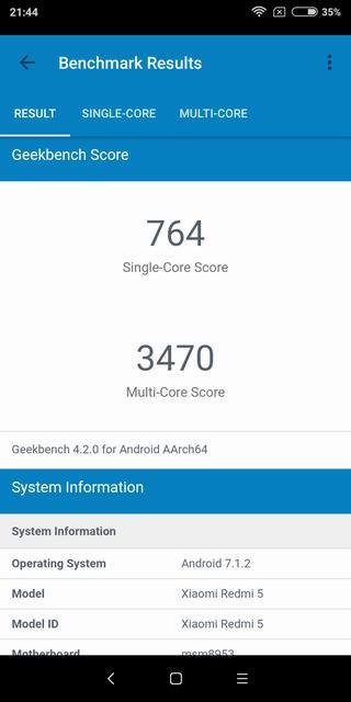 Обзор Xiaomi Redmi 5: популярный бюджетный смартфон Xiaomi  - ca1d26142eb0f063ccd2fa735efa72b2