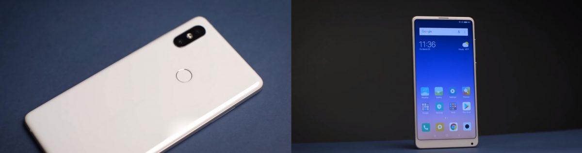 Мини обзор Xiaomi Mi MIX 2S: цена, характеристики и конечно камера Xiaomi  - etet