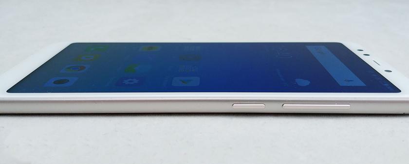 Обзор Xiaomi Redmi 5: популярный бюджетный смартфон Xiaomi  - f683165eba54522d82977272f37d3b12