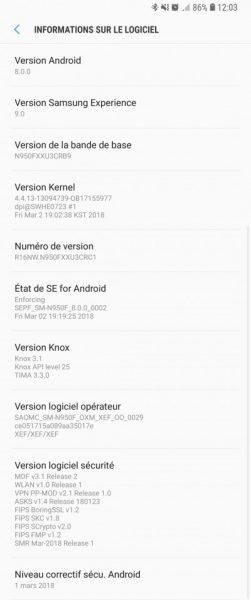 Samsung Galaxy Note 8 наконец-то начал обновляться до Android Oreo Samsung  - galaxy-note8-oreo-release