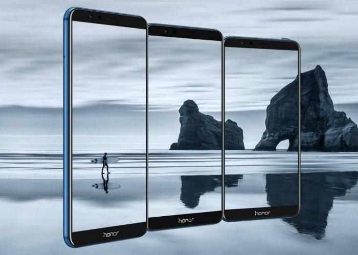 Достойный смартфон Huawei Honor V20 среднего сегмента Huawei  - honor-v20