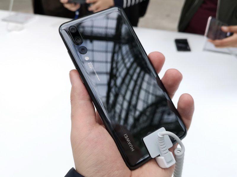 Обзор Huawei P20 Pro: лучший в мире камерофон ? Huawei  - huawei_p20_p20_pro_live_09
