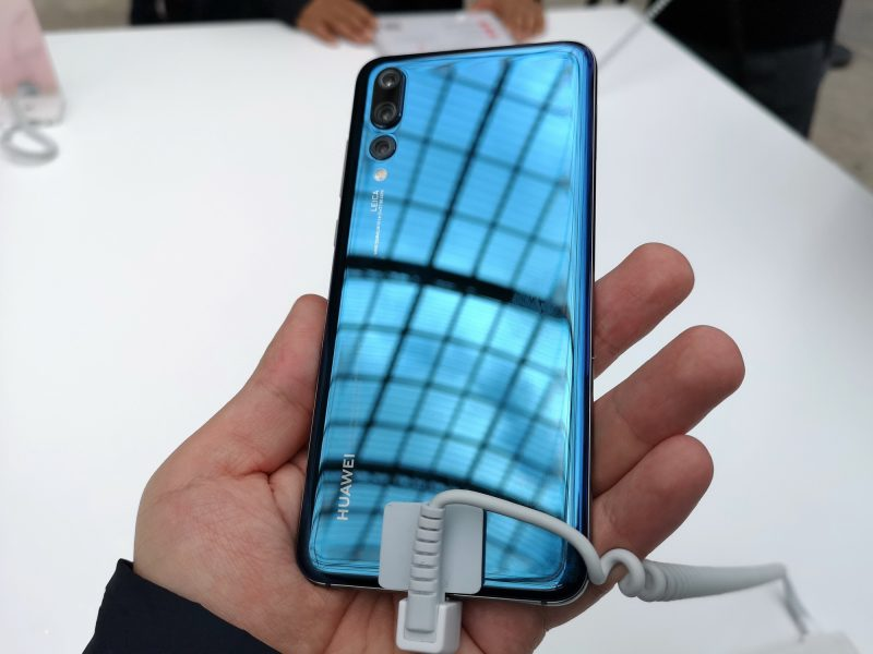 Обзор Huawei P20 Pro: лучший в мире камерофон ? Huawei  - huawei_p20_p20_pro_live_10