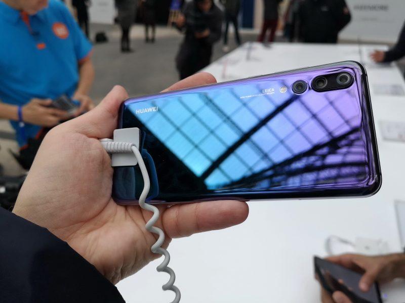 Обзор Huawei P20 Pro: лучший в мире камерофон ? Huawei  - huawei_p20_p20_pro_live_13