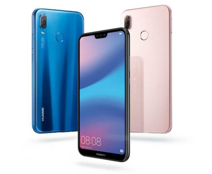 Стали известны детальные характеристики Huawei P20 Lite + новые рендеры Huawei  - hw1