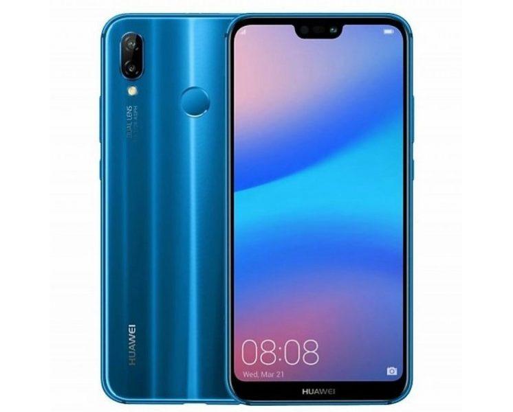 Стали известны детальные характеристики Huawei P20 Lite + новые рендеры Huawei  - hw2