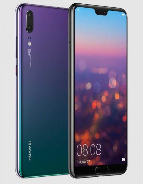 Флагманы Huawei P20 оглушительно побили рекорд Samsung S9+ по качеству фото Huawei  - p20_1