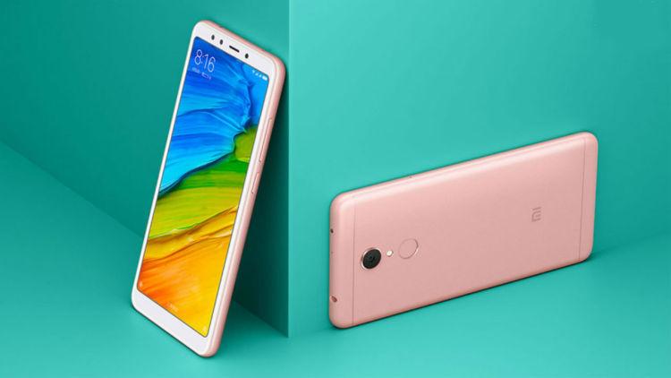 Пять недорогих мобильных гаджетов, которые стоят Вашего внимания Гаджеты  - redmi-5-plus1280.-750