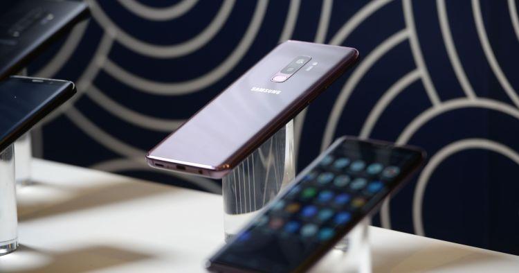 Компания Samsung избрала путь Apple Samsung  - s9-3.-750