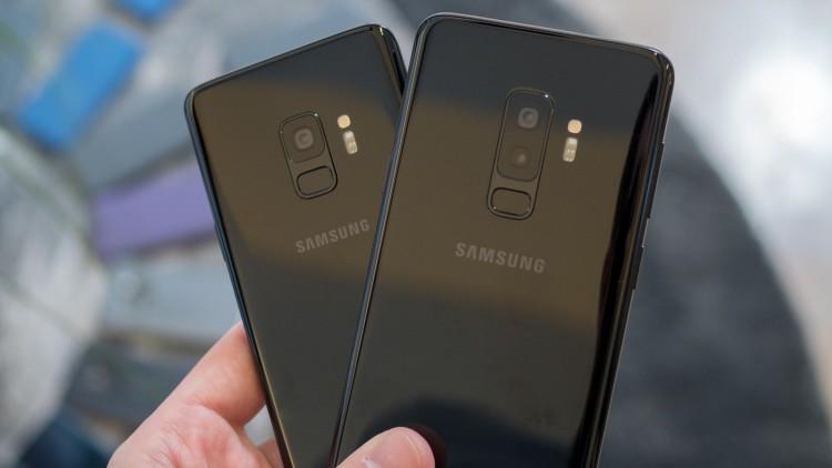 Samsung Galaxy S9+ в производстве обходится дороже, чем Galaxy Note 8 Samsung  - s9-6.-750