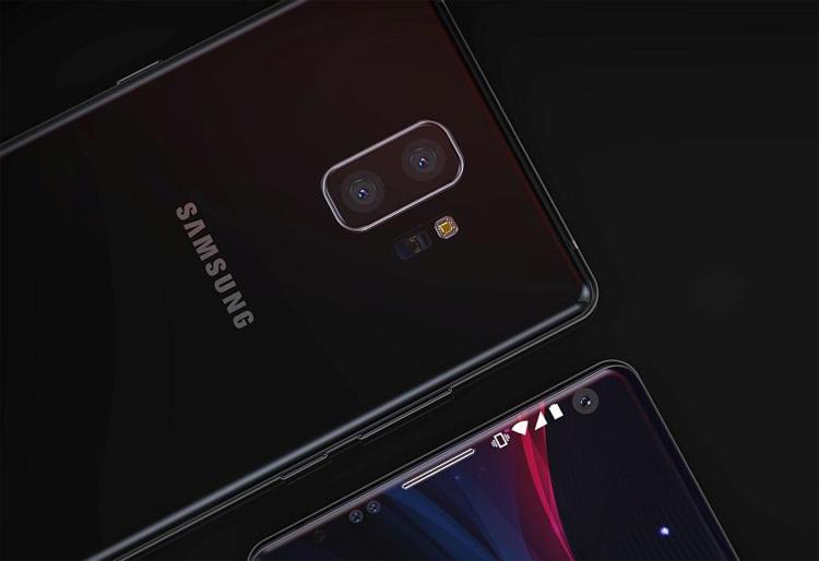 В Samsung Galaxy Note 9 будет больше ёмкости батареи, чем в предшественнике Samsung  - sam2