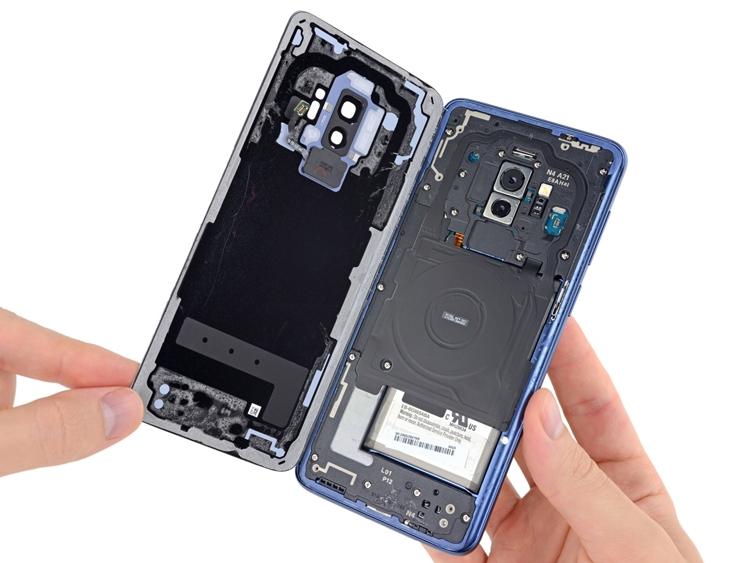 Samsung Galaxy S9+: до последнего винтика Samsung - sg2