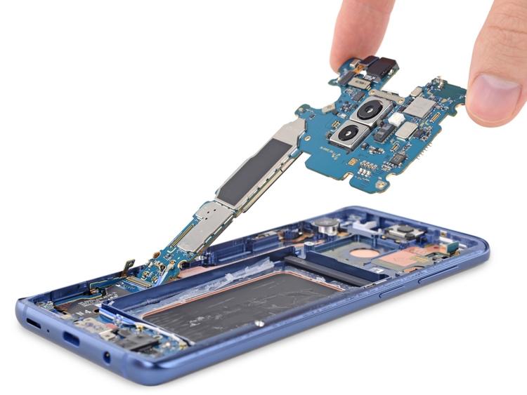 Samsung Galaxy S9+: до последнего винтика Samsung - sg4