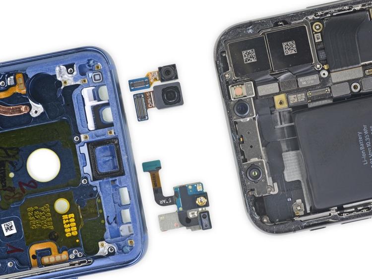 Samsung Galaxy S9+: до последнего винтика Samsung - sg6