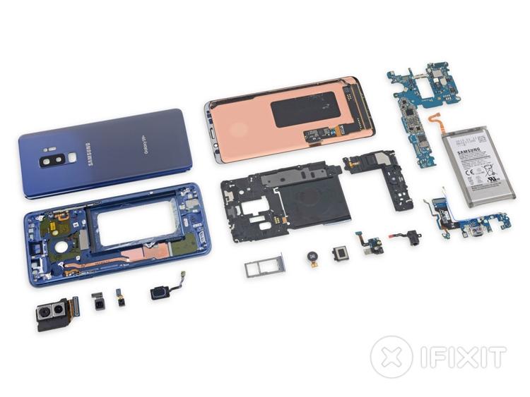 Samsung Galaxy S9+: до последнего винтика Samsung - sg7