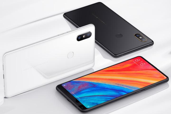 Анонсирован Xiaomi Mi Mix 2S: флагман с двойной камерой и... Xiaomi  - xiaomi_mi_mix_2s_2-720x720