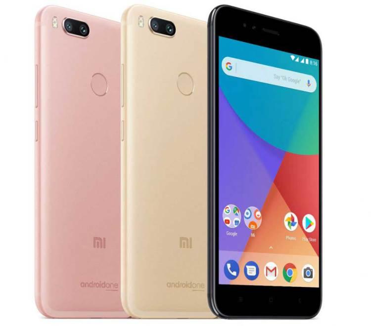 Xiaomi Mi A1 и другие мобильные гаджеты по заманчивым скидкам Xiaomi  - xiaomimmia1.-750