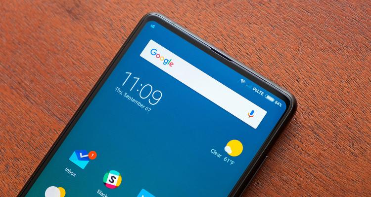 Почему Xiaomi Mi MIX 2 лучший выбор, как безрамочник? Xiaomi  - mix2.-750