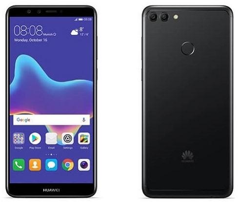 Huawei Y9 2018 представлен официально. Конвейер Huawei Huawei  - y9-2018