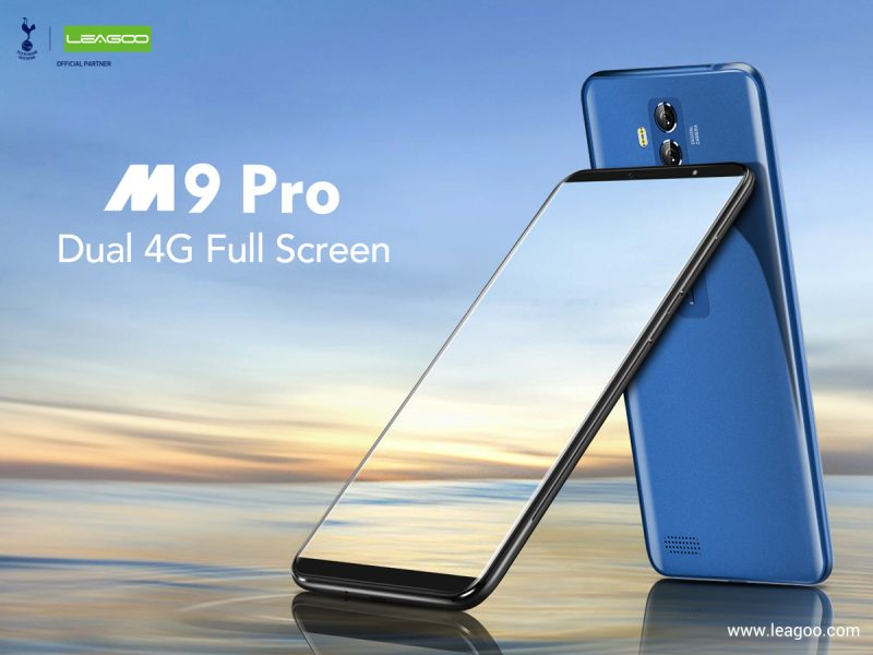 Leagoo M9 Pro: последний писк моды и всего за $81,99 Другие устройства  - 001v