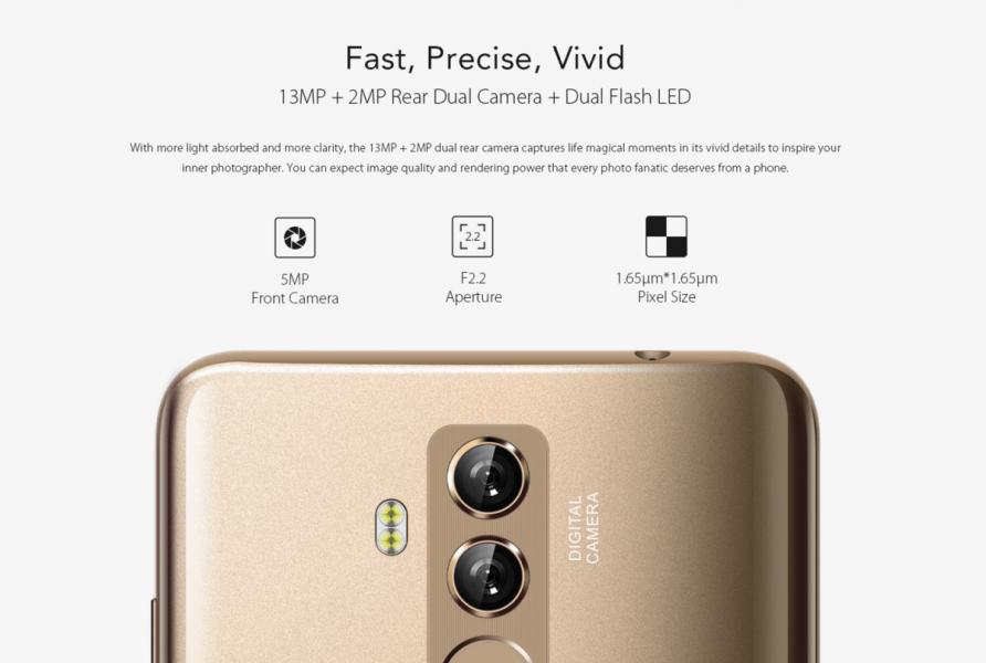 Leagoo M9 Pro: последний писк моды и всего за $81,99 Другие устройства  - 007va