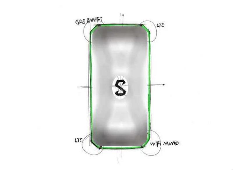 Расположение внутренних элементов Xiaomi Black Shark. Новые фото. Xiaomi  - 12-11